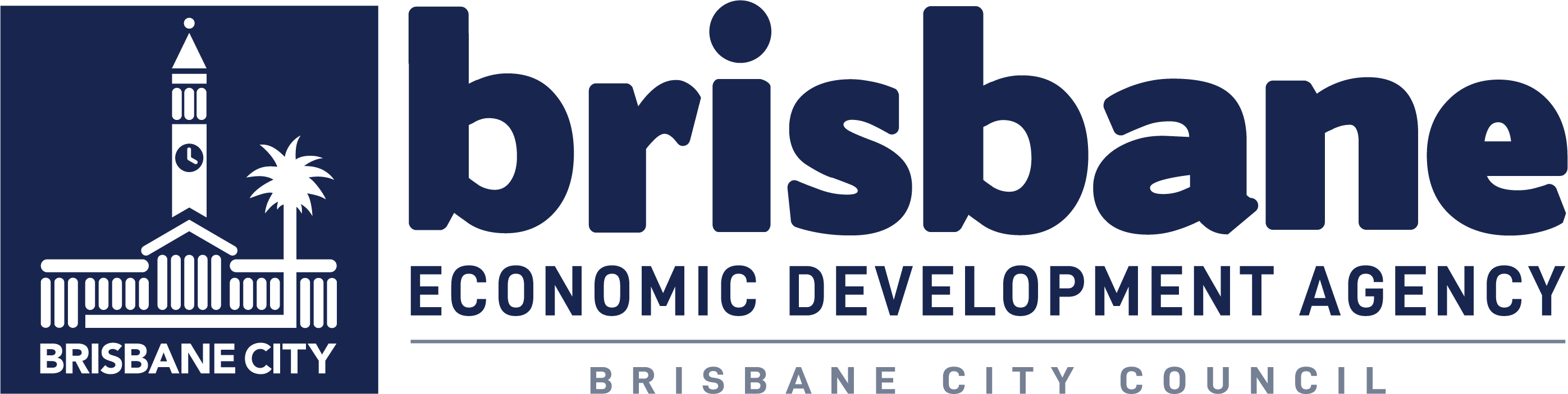 Brisbane Eda Logo Colour