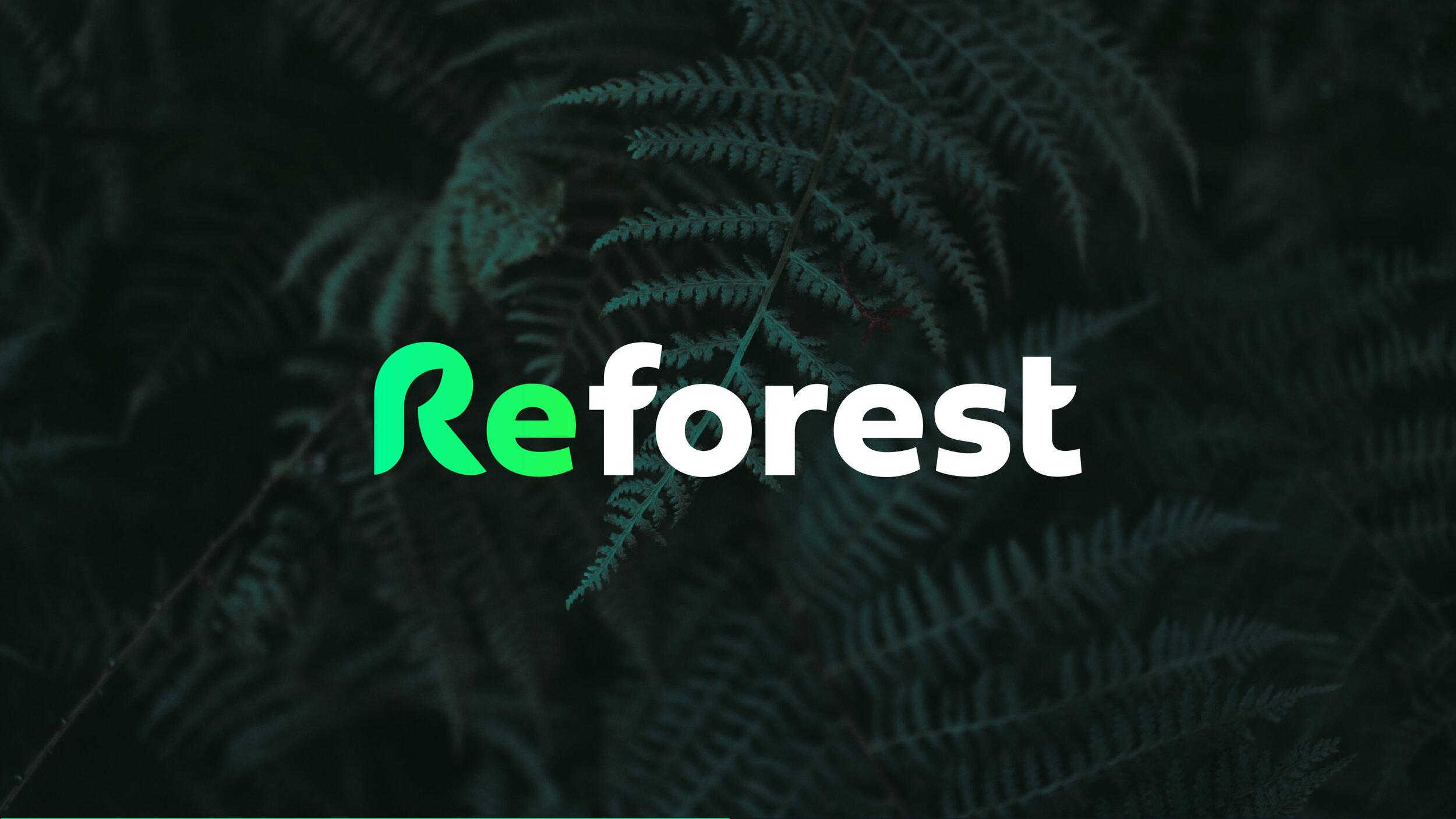 Reforest App Design 01